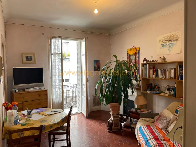 Life annuity apartment Nice 156000€ - Picture 1