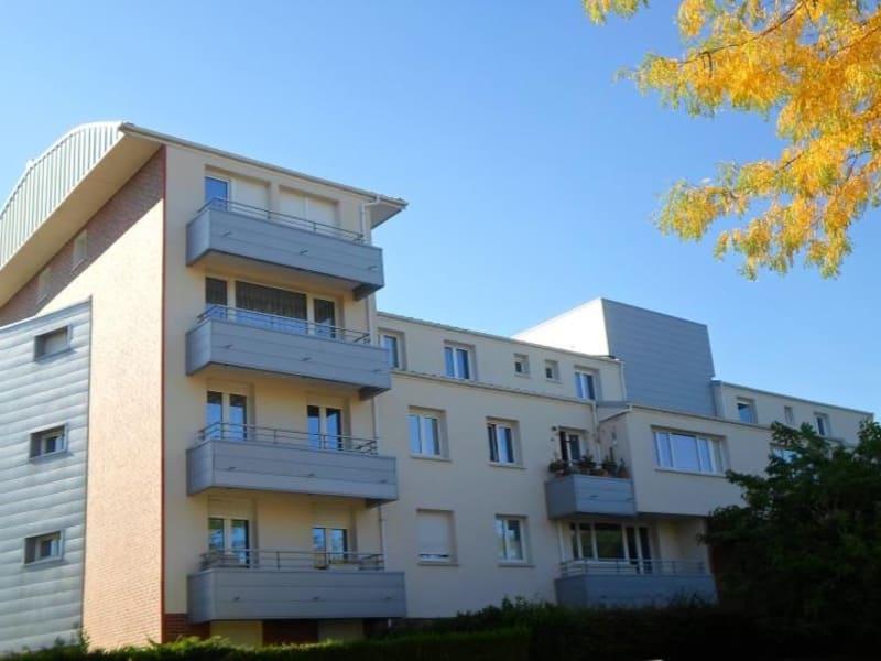 Sale apartment Guyancourt 155000€ - Picture 1
