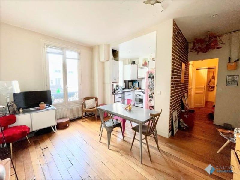 Sale apartment Paris 14ème 625000€ - Picture 2