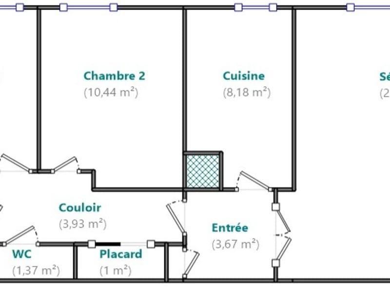 Sale apartment Villejuif 384000€ - Picture 9