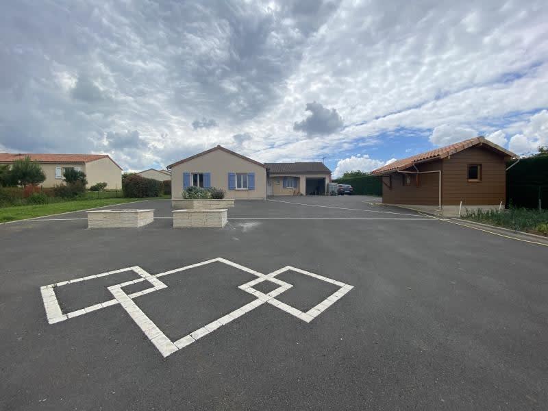 Vente maison / villa Iteuil 328600€ - Photo 1