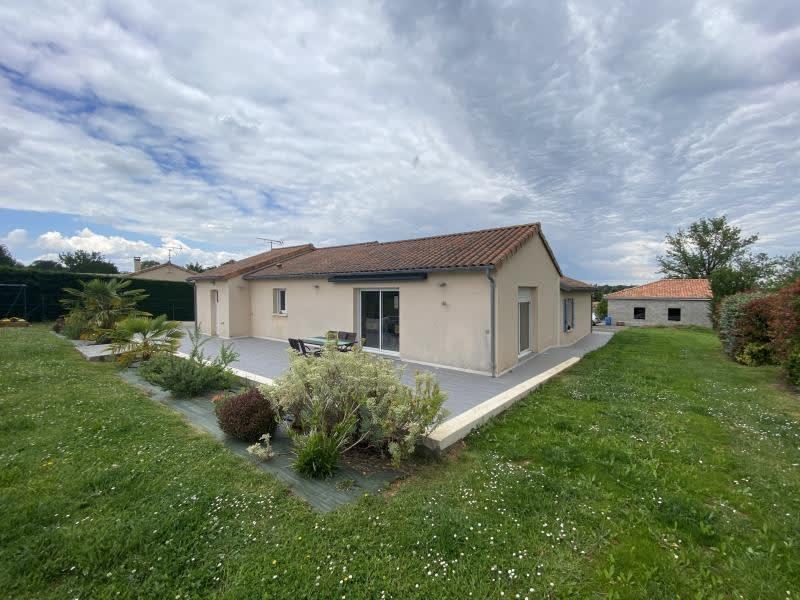 Vente maison / villa Iteuil 328600€ - Photo 2