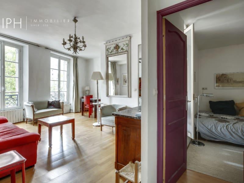 Sale apartment Neuilly sur seine 695000€ - Picture 1
