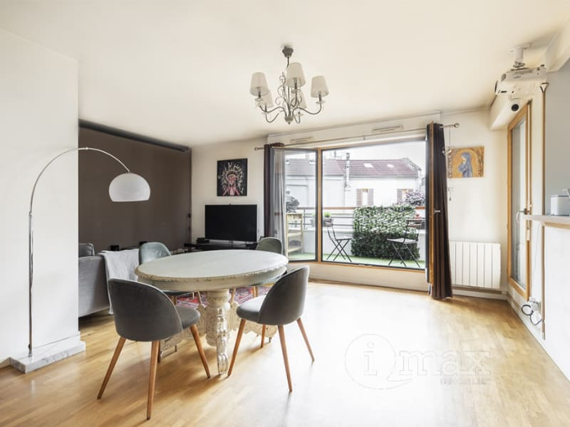 Vente appartement Asnieres sur seine 650000€ - Photo 1