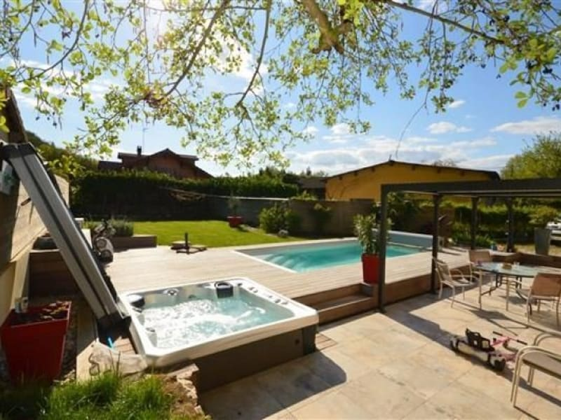 Vente maison / villa St quentin sur isere 448000€ - Photo 1