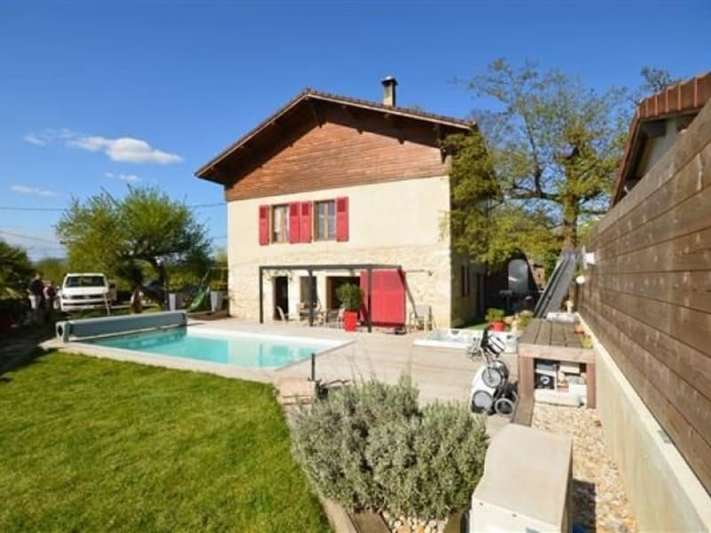 Vente maison / villa St quentin sur isere 448000€ - Photo 2