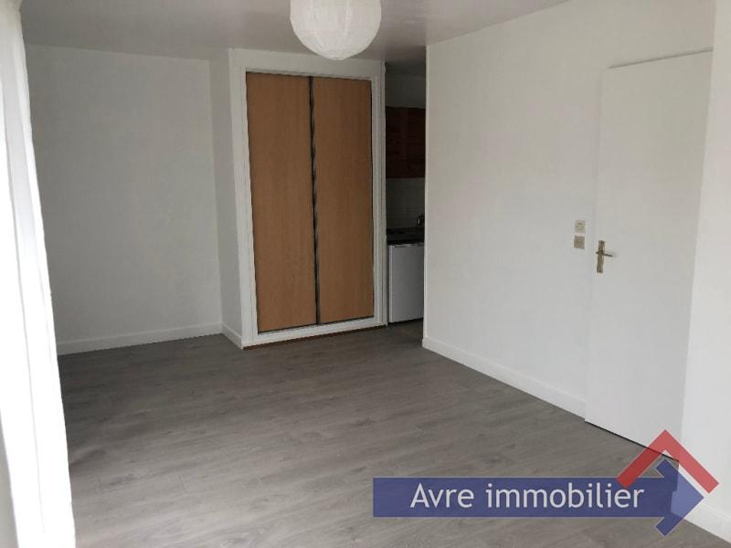 Rental apartment Verneuil d'avre et d'iton 358€ CC - Picture 1