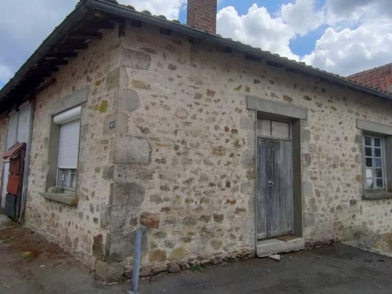 Sale house / villa Marval 81000€ - Picture 1