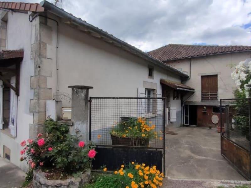 Sale house / villa Marval 81000€ - Picture 2