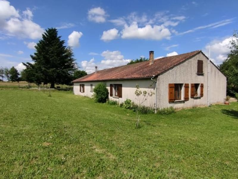 Vente maison / villa Lanouaille 117700€ - Photo 2