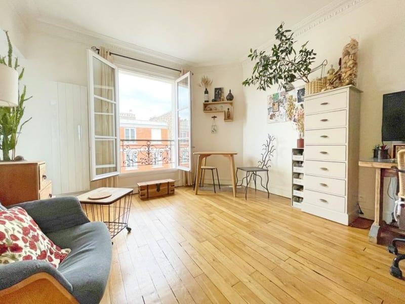 Vente appartement Paris 11ème 445000€ - Photo 1