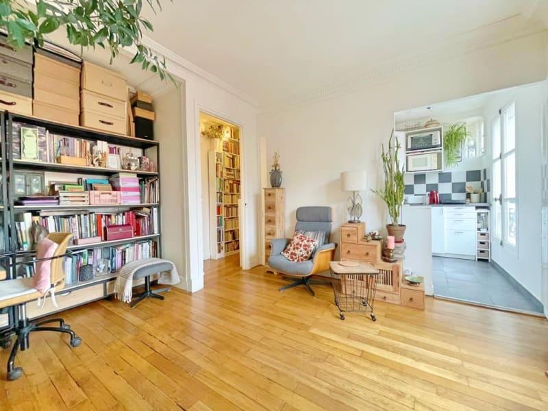 Vente appartement Paris 11ème 445000€ - Photo 2