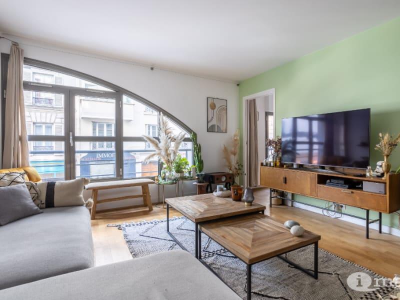 Sale apartment Paris 18ème 670000€ - Picture 2