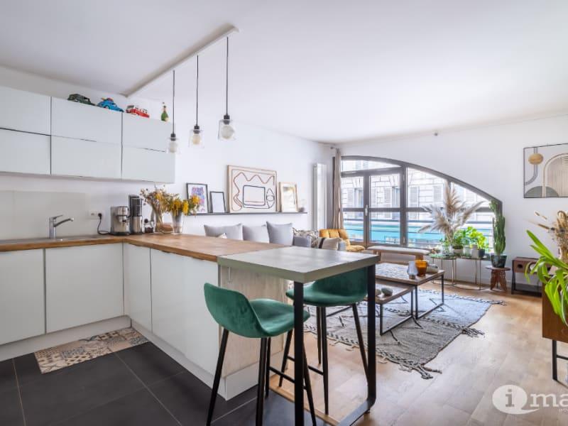 Sale apartment Paris 18ème 670000€ - Picture 3