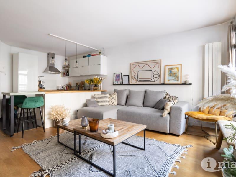Sale apartment Paris 18ème 670000€ - Picture 4