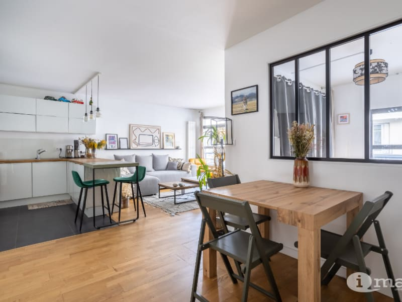 Sale apartment Paris 18ème 670000€ - Picture 6