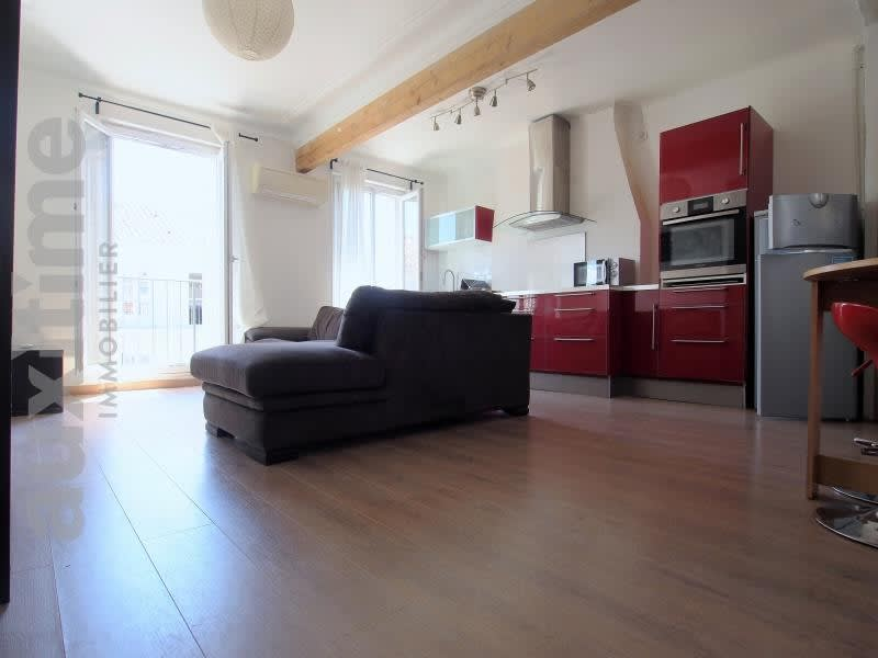 Location appartement Marseille 2ème 799,50€ CC - Photo 1