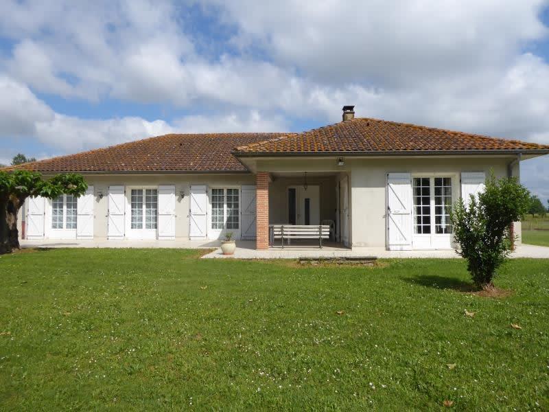 Sale house / villa Lacourt st pierre 330000€ - Picture 1