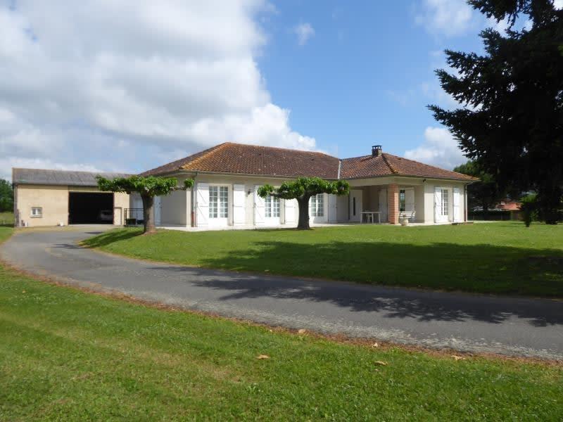 Vente maison / villa Lacourt st pierre 600000€ - Photo 1