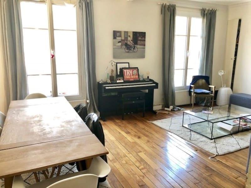 Rental apartment Paris 17ème 2614€ CC - Picture 1