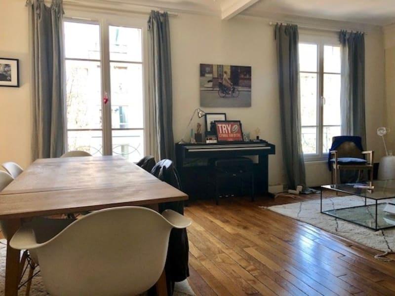 Rental apartment Paris 17ème 2614€ CC - Picture 2