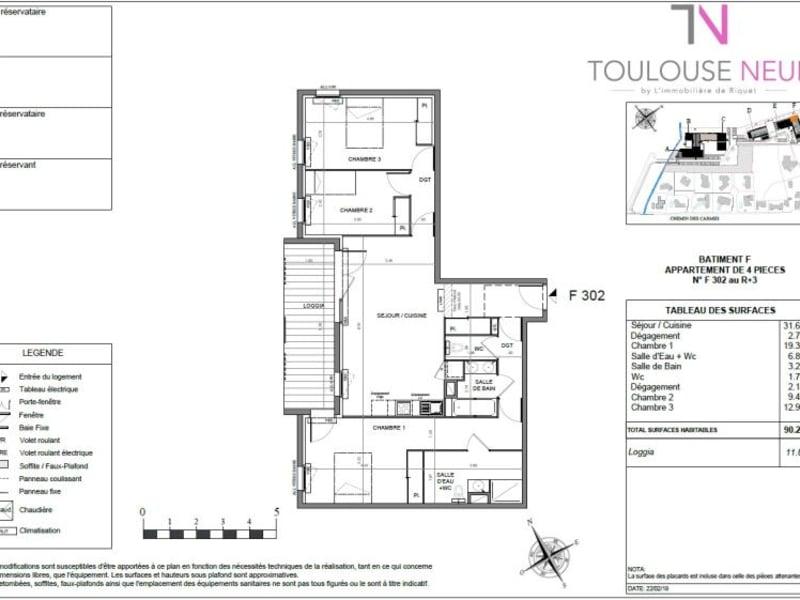 Vente appartement Toulouse 350000€ - Photo 10