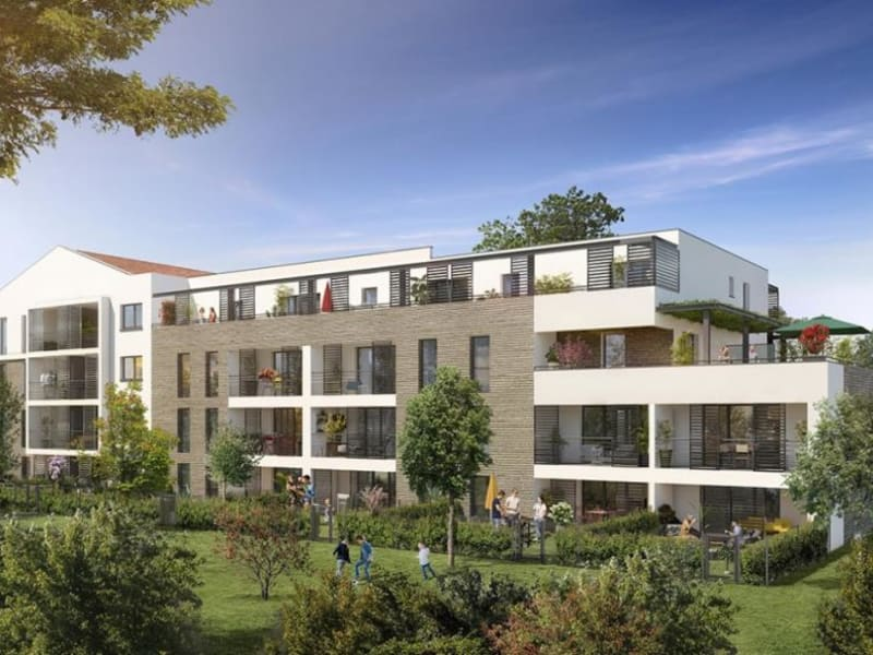 Vente appartement Toulouse 235000€ - Photo 8