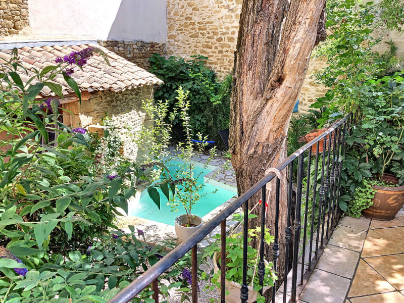 Sale house / villa Pujaut 576000€ - Picture 1