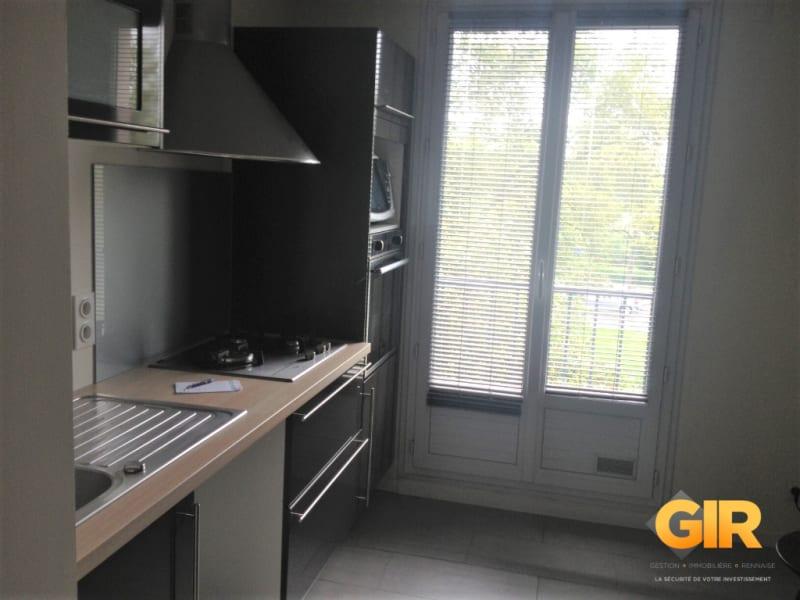 Rental apartment Rennes 380€ CC - Picture 2