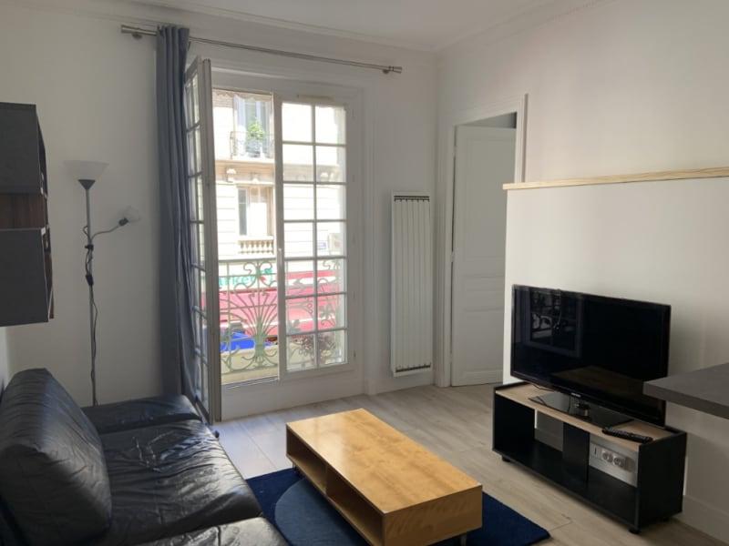 Rental apartment Courbevoie 850€ CC - Picture 1