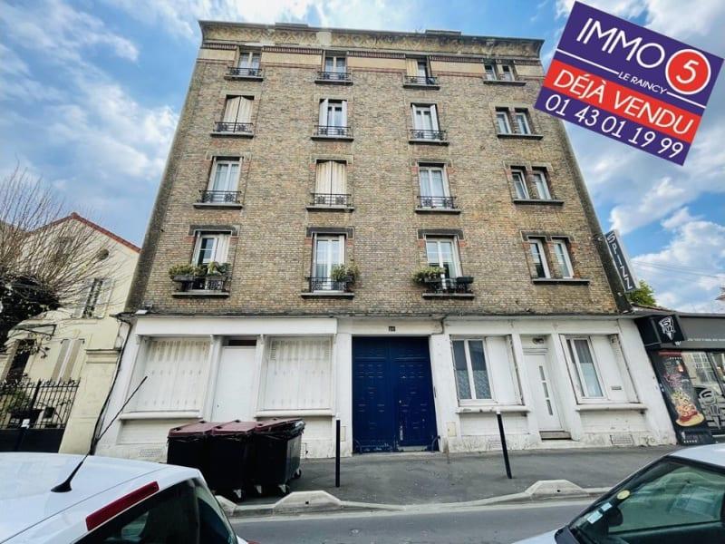 Sale apartment Villemomble 123000€ - Picture 1
