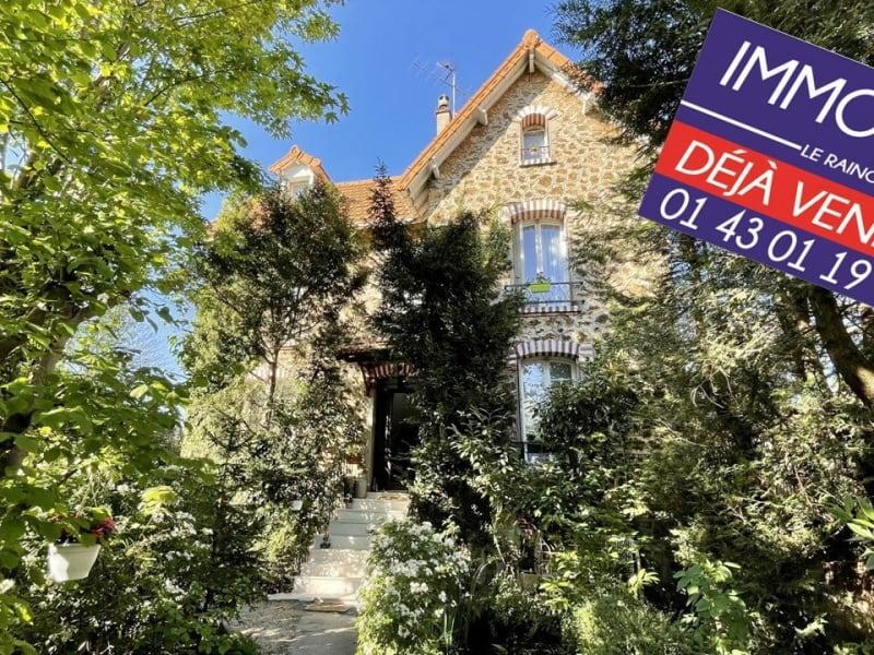 Sale house / villa Le raincy 689000€ - Picture 1