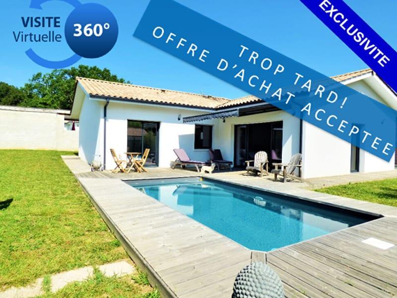 Vente maison / villa Montussan 370000€ - Photo 1