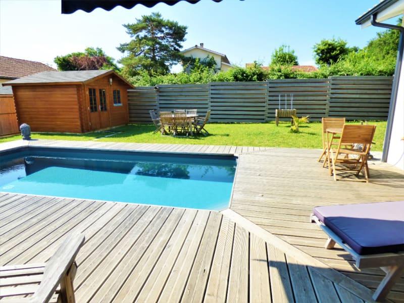Vente maison / villa Montussan 370000€ - Photo 3