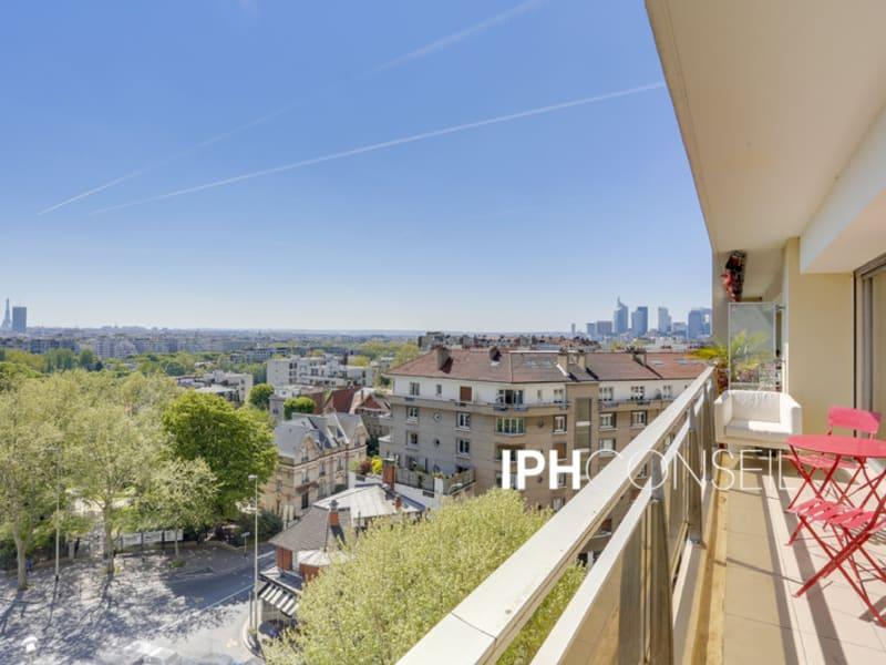 Sale apartment Courbevoie 530000€ - Picture 1