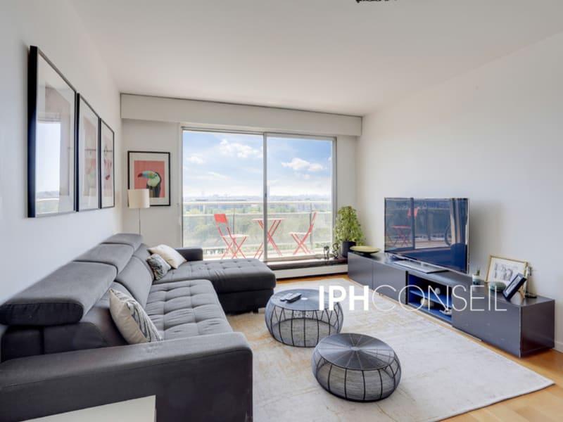 Sale apartment Courbevoie 530000€ - Picture 2