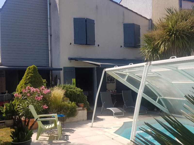 A VENDRE LA ROCHELLE MAISON  105 m² AVEC PISCINE