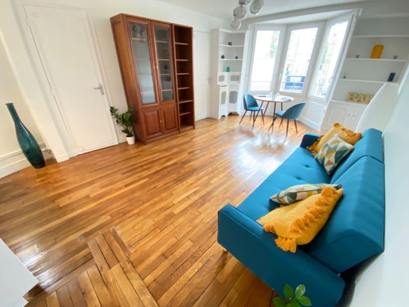 Sale apartment Paris 15ème 485000€ - Picture 1