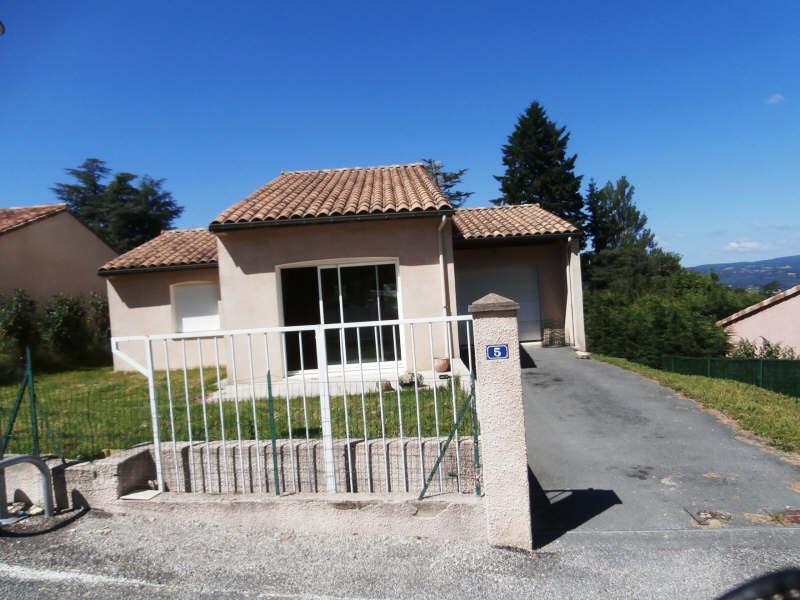Sale house / villa Environs de mazamet 135000€ - Picture 1
