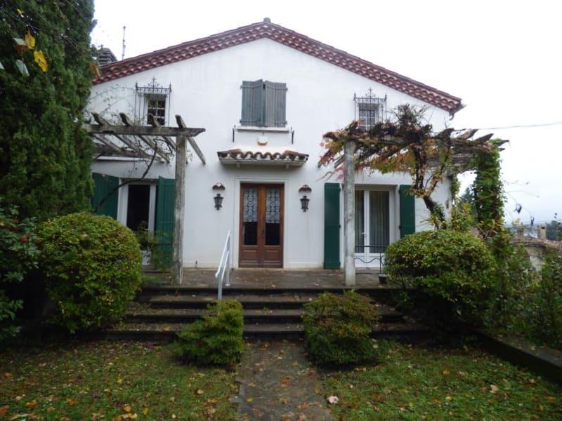 Sale house / villa Aussillon 279000€ - Picture 1