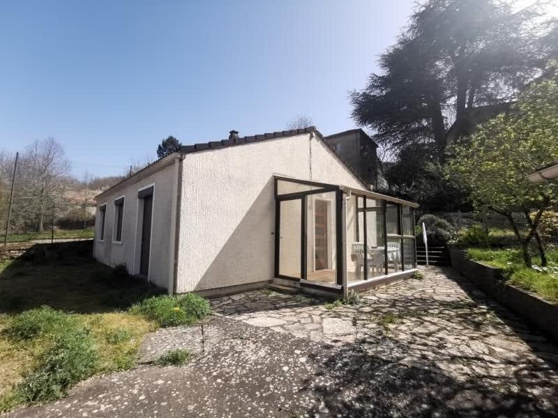 Sale house / villa Aussillon 115000€ - Picture 1