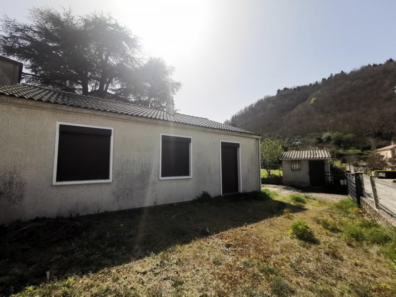Sale house / villa Aussillon 115000€ - Picture 2