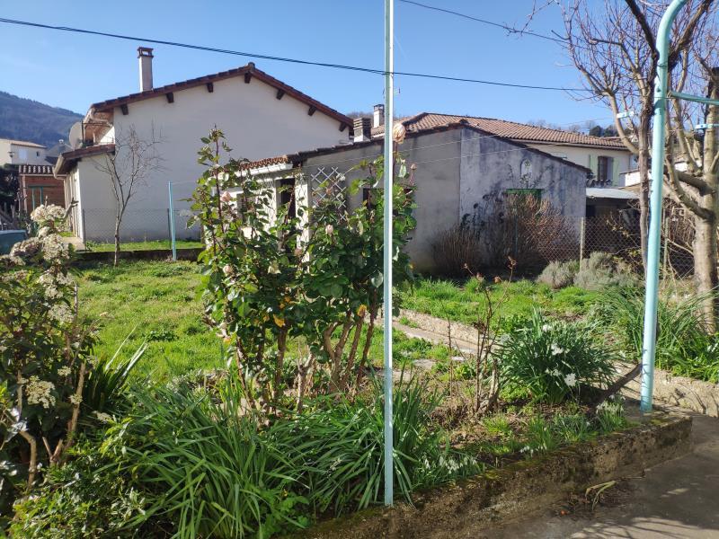 Location maison / villa Aussillon 690€ CC - Photo 1