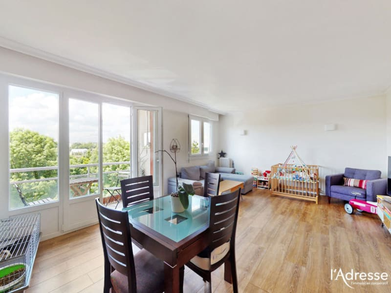 Sale apartment Le port marly 325000€ - Picture 3