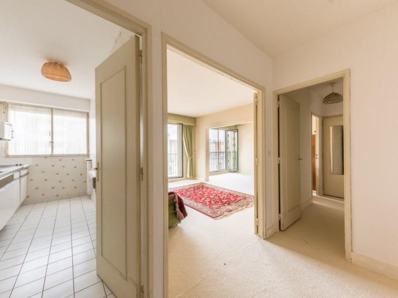 Sale apartment Paris 15ème 642600€ - Picture 2