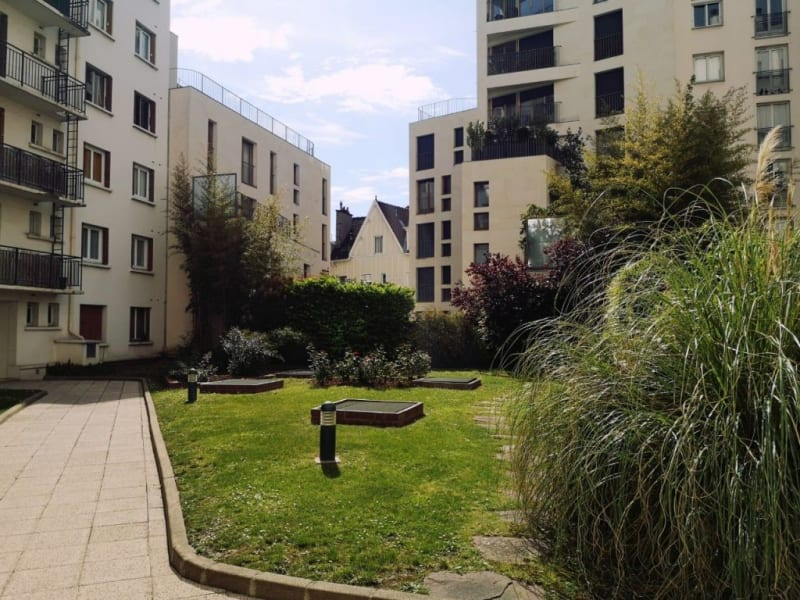 Rental apartment Paris 15ème 1269€ CC - Picture 10
