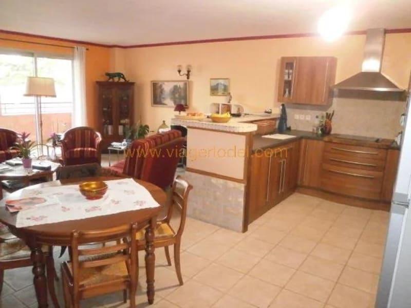 Verkauf auf rentenbasis wohnung Draguignan 55000€ - Fotografie 3