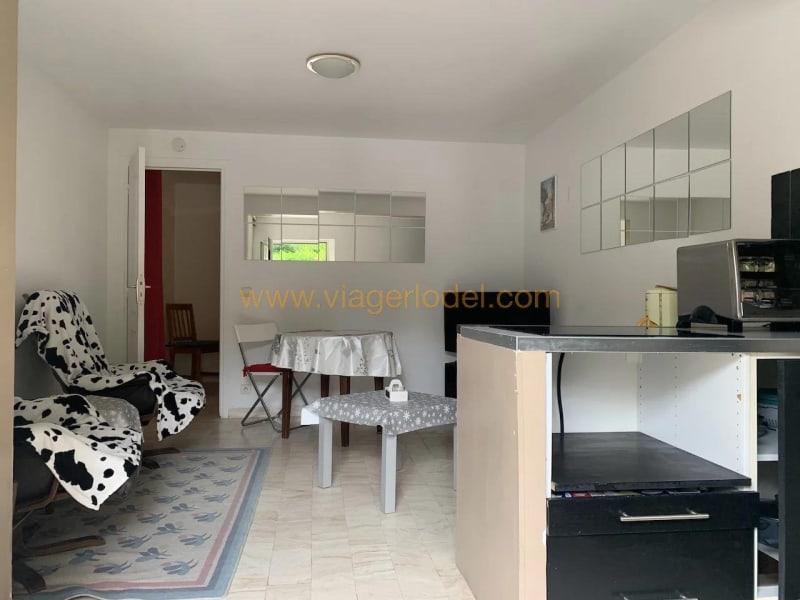 Vendita nell' vitalizio di vita casa Antibes 595000€ - Fotografia 14