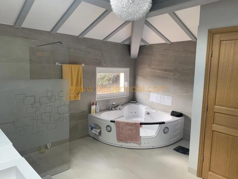 Vendita nell' vitalizio di vita casa Antibes 595000€ - Fotografia 10