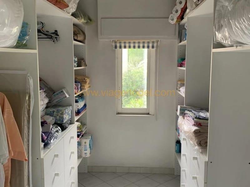 Vendita nell' vitalizio di vita casa Antibes 595000€ - Fotografia 19